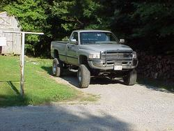 muddybeast 1996 Dodge Ram 1500 Regular Cab