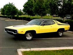 DodgeMaterial 1972 Plymouth Satellite