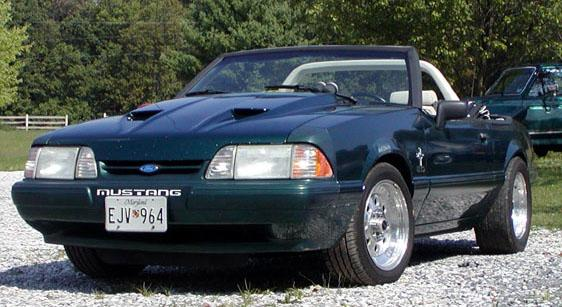 Another meangreen50 1992 Ford Mustang post... - 843391