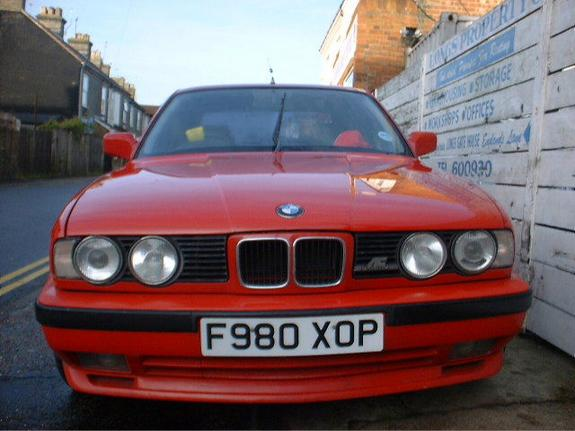 Another bmwred5 1988 BMW 5 Series post... - 845029
