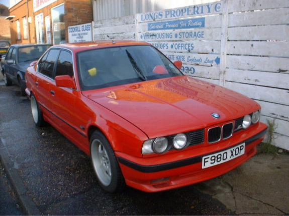 Another bmwred5 1988 BMW 5 Series post... - 845032