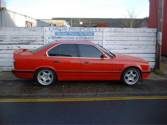 Another bmwred5 1988 BMW 5 Series post... - 845033