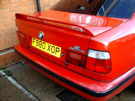 Another bmwred5 1988 BMW 5 Series post... - 845034