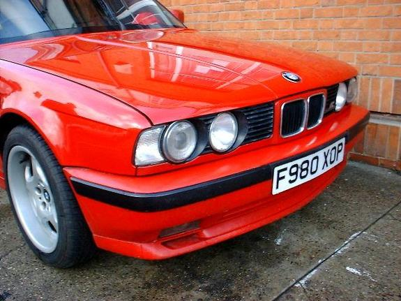 Another bmwred5 1988 BMW 5 Series post... - 845035