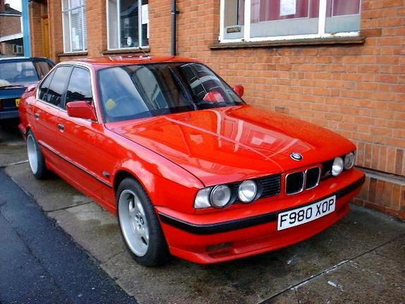 Another bmwred5 1988 BMW 5 Series post... - 845036
