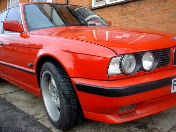 Another bmwred5 1988 BMW 5 Series post... - 845038
