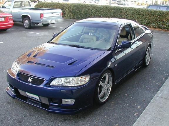 2001 honda accord coupe custom images. Black Bedroom Furniture Sets. Home Design Ideas