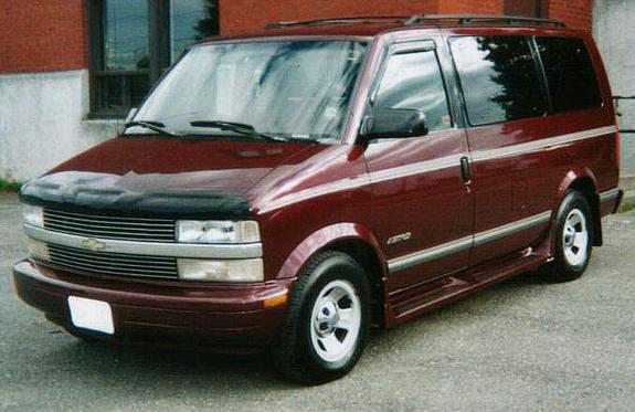 Nightcat 1996 Chevrolet Astro Specs Photos Modification