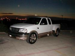 mikesextreme 1997 Ford F150 Regular Cab