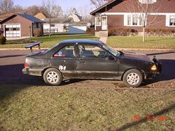 eastonpitcher2 1986 Ford Tempo