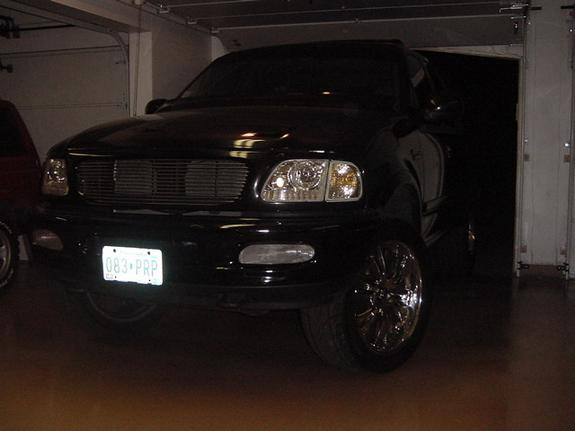 Another 2LoExpo 1997 Ford Expedition post... - 855267