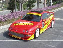 Coltonslat 2003 Acura Integra