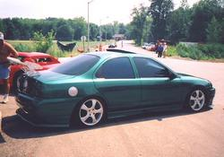 DeansH22Accords 1998 Mercury Mystique