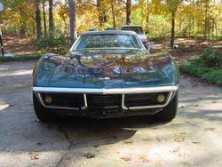 sleepmasters 1968 Chevrolet Corvette