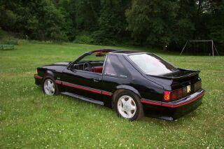 Another BlkP42E 1987 Ford Mustang post... - 864775