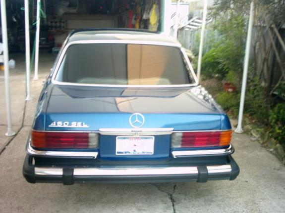 Another graberweg 1979 Mercedes-Benz S-Class post... - 865906