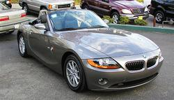jtings 2003 BMW Z4