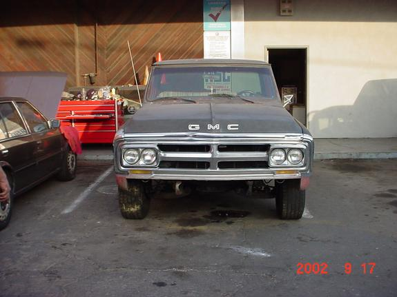 Another 60Caddy 1969 GMC Syclone post... - 867160