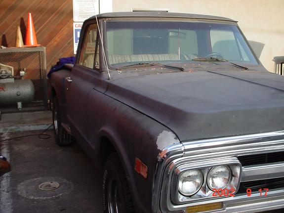 Another 60Caddy 1969 GMC Syclone post... - 867161