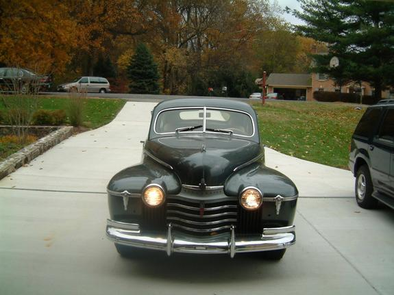 Another SupaQuist 1941 Oldsmobile Touring Sedan post... - 871813