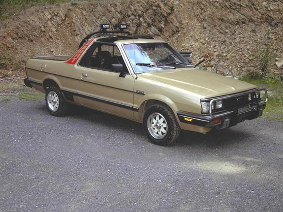 Image Result For Subaru Brat