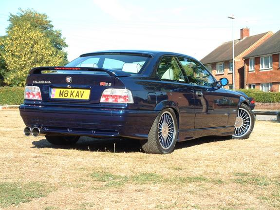 Another alpinaB3 1995 BMW 3 Series post... - 885093