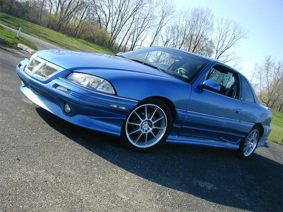 Another balludc 1995 Pontiac Grand Am post... - 885340