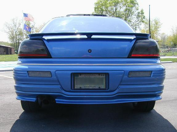 Another balludc 1995 Pontiac Grand Am post... - 885345