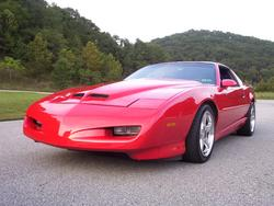 crazy_joes 1991 Pontiac Trans Am