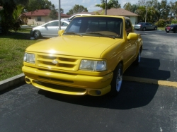 pimpsplashs 1995 Ford Ranger Regular Cab
