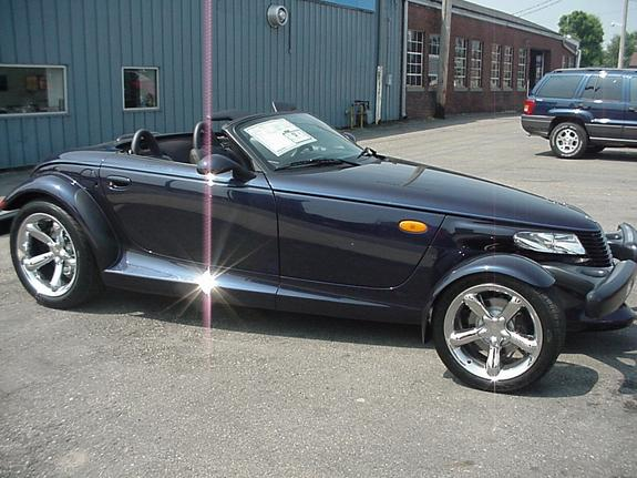 Another sweetprowler 2002 Plymouth Prowler post... - 884834