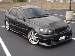 SweetLexIS300s 2001 Lexus IS