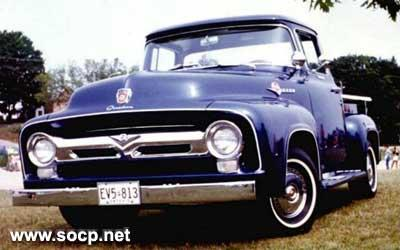 Another bigback56effie 1956 Ford F150 Regular Cab post... - 889414