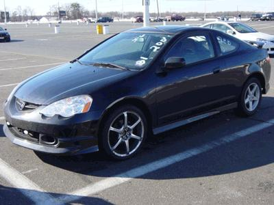 Acura  2002 on D2coupe S 2002 Acura Rsx 02 Acura Rsx