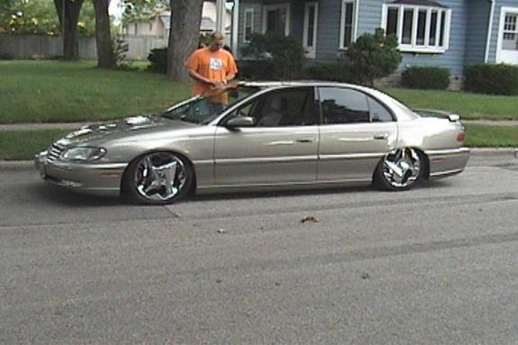 Another lowglow411 1998 Cadillac Catera post... - 889604