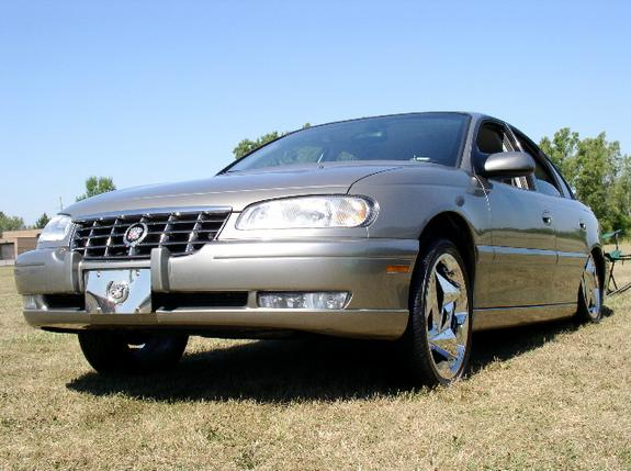 Another lowglow411 1998 Cadillac Catera post... - 889605