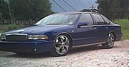 Another sskandycaprice 1995 Chevrolet Caprice post... - 891070