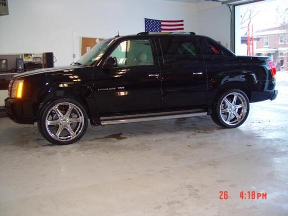 Another WestCoast64 1997 Cadillac Catera post... - 894614
