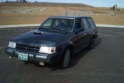 scuzzy_man 1987 Ford Escort
