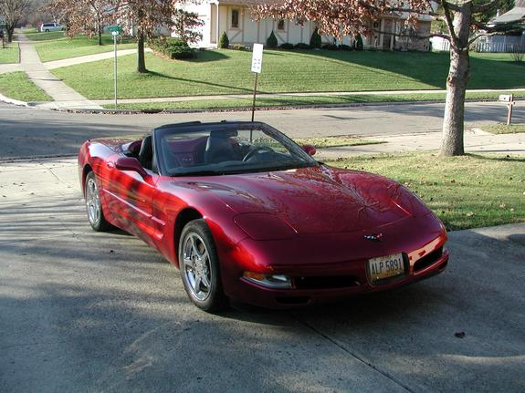 jsibert's 2002 Chevrolet Corvette
