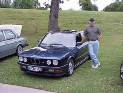 samouces 1985 BMW 5 Series