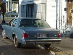 duno1818 1988 Ford Crown Victoria