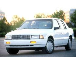 AcclaimBump 1992 Plymouth Acclaim