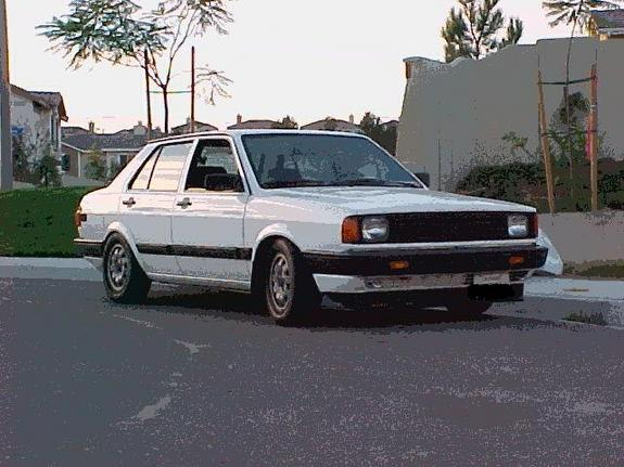 Another socalifox 1990 Volkswagen Fox post... - 901344