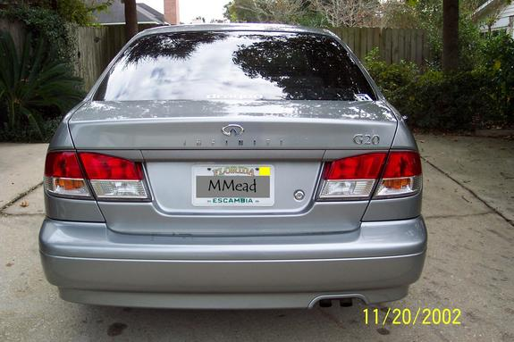 Another mmead 2000 Infiniti G post... - 900174