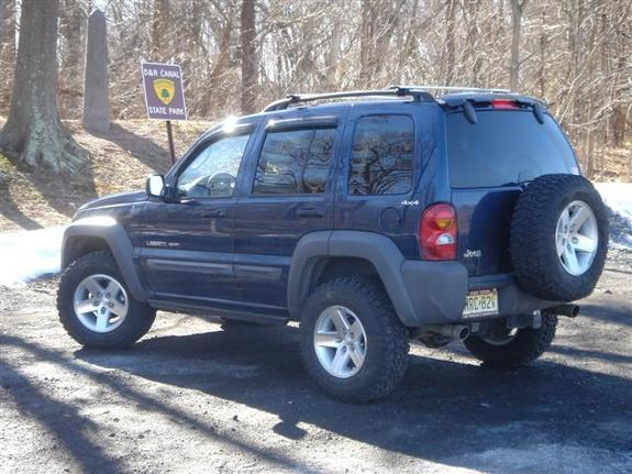 janstett 2002 Jeep Liberty Specs Photos Modification Info at