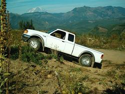 white_84_ranger 1997 Ford Ranger Regular Cab