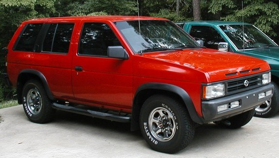 Rowdy Canuck 1995 Nissan Pathfinder Specs Photos