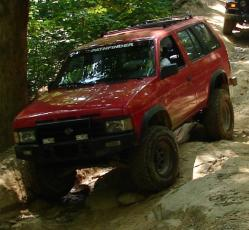 Rowdy_Canucks 1995 Nissan Pathfinder