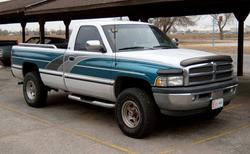 96Laramie 1996 Dodge Ram 1500 Regular Cab